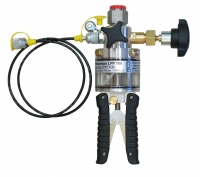 Hydraulic pressure calibration pump LPP-700, range 0-700 bar