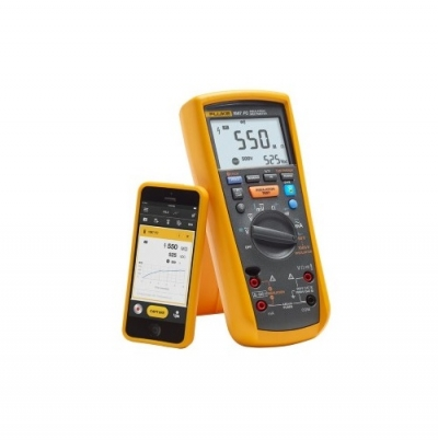 Fluke 1587FC Insulation tester