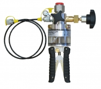 Hydraulic pressure calibration pump LPP-1000, range 0-1000 bar